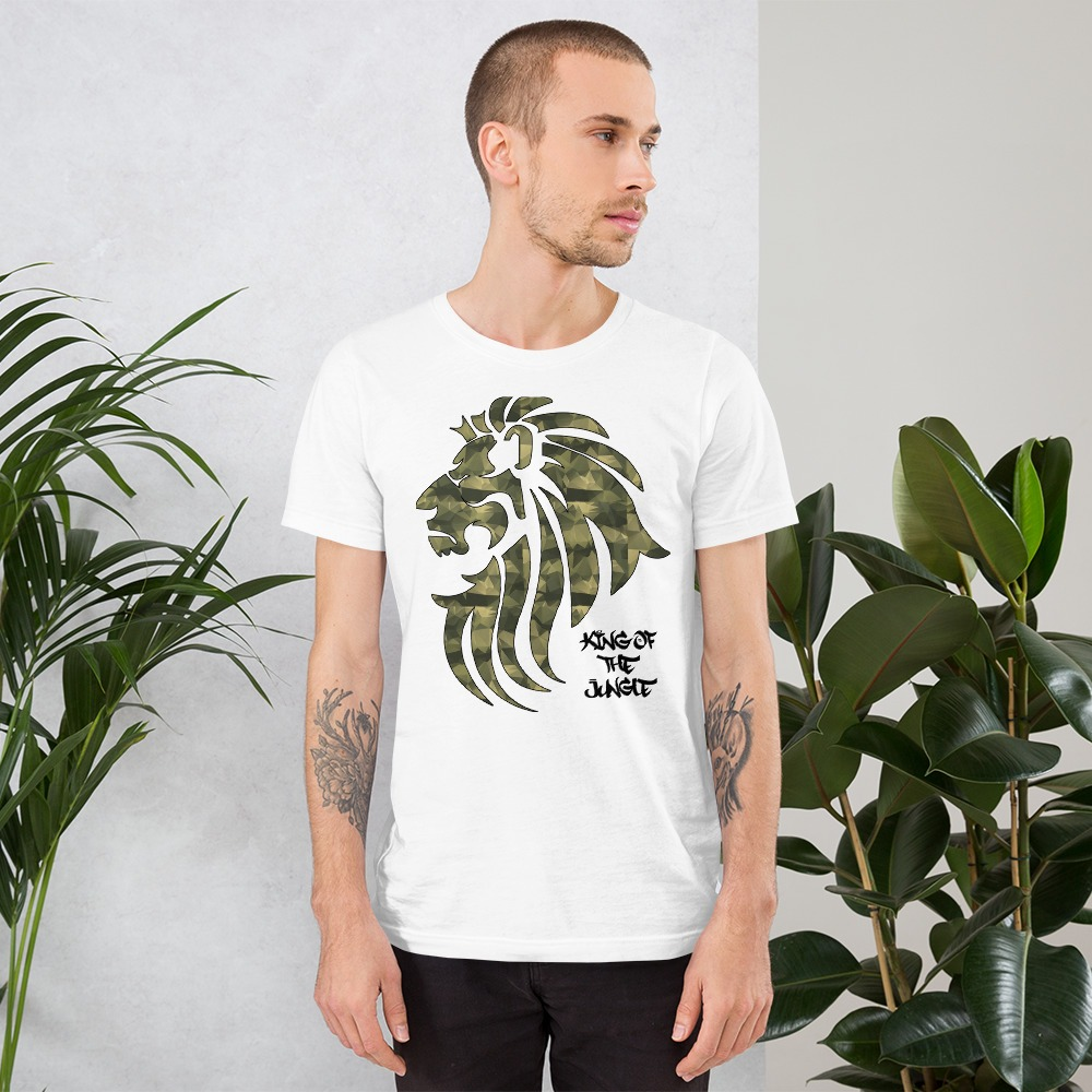 King Of The Jungle Men's T-Shirt